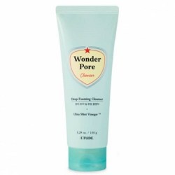 пенка для кожи с расширенными порами Etude House Wonder Pore Deep Foaming Cleanser