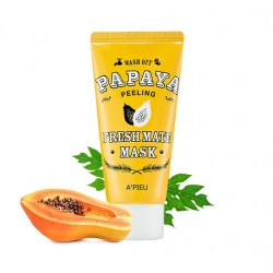 Papaya-Fresh-mask